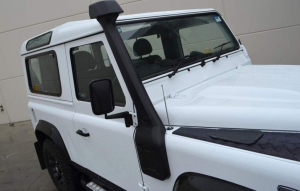 Шноркель Land Rover Defender TD4/TD5 (TD5 with Rollcage (1-DSV5/RC)/TD5 3.0 and 2.4 transit puma дви
